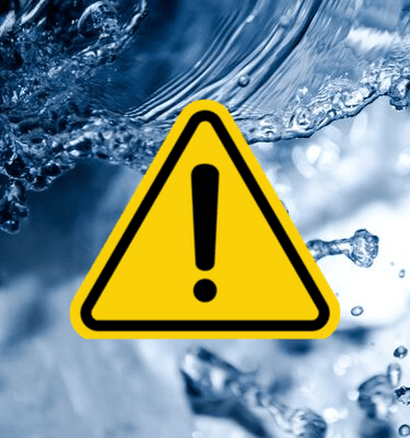 Water Main Break Notice